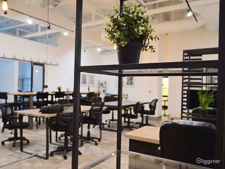 Boutique Co-working Space in the Heart of Downtown Denver Photo 2
