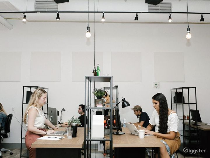 Boutique Co-working Space in the Heart of Downtown Denver Photo 3