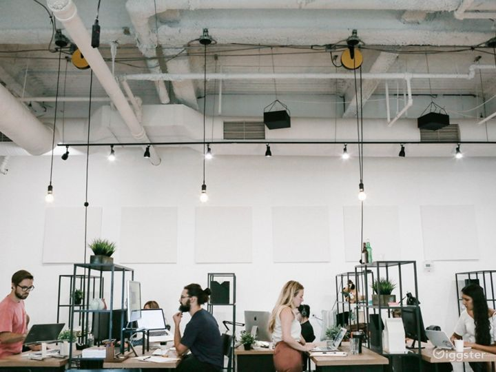 Boutique Co-working Space in the Heart of Downtown Denver