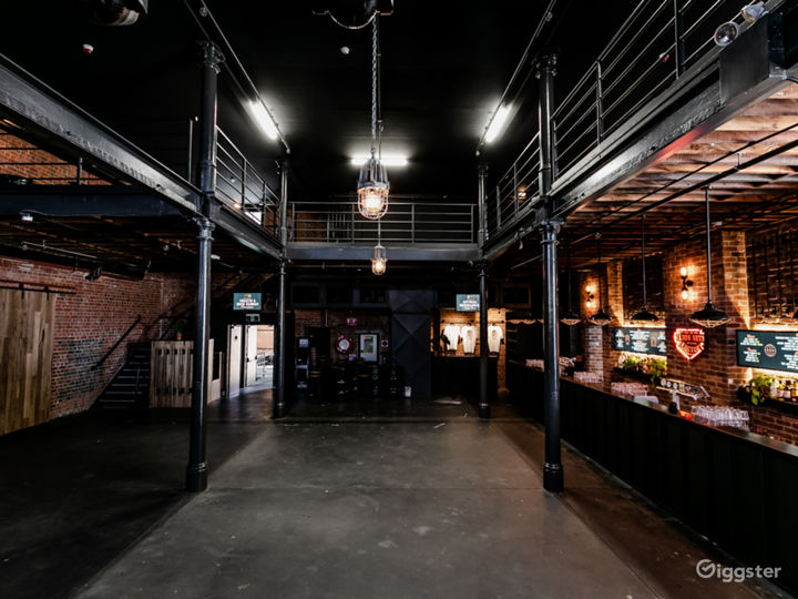 Lion Arts Factory — The Front Room