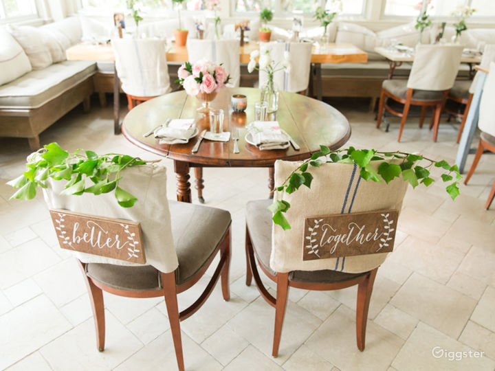 Elegant Dining Spaces in Roswell Photo 2