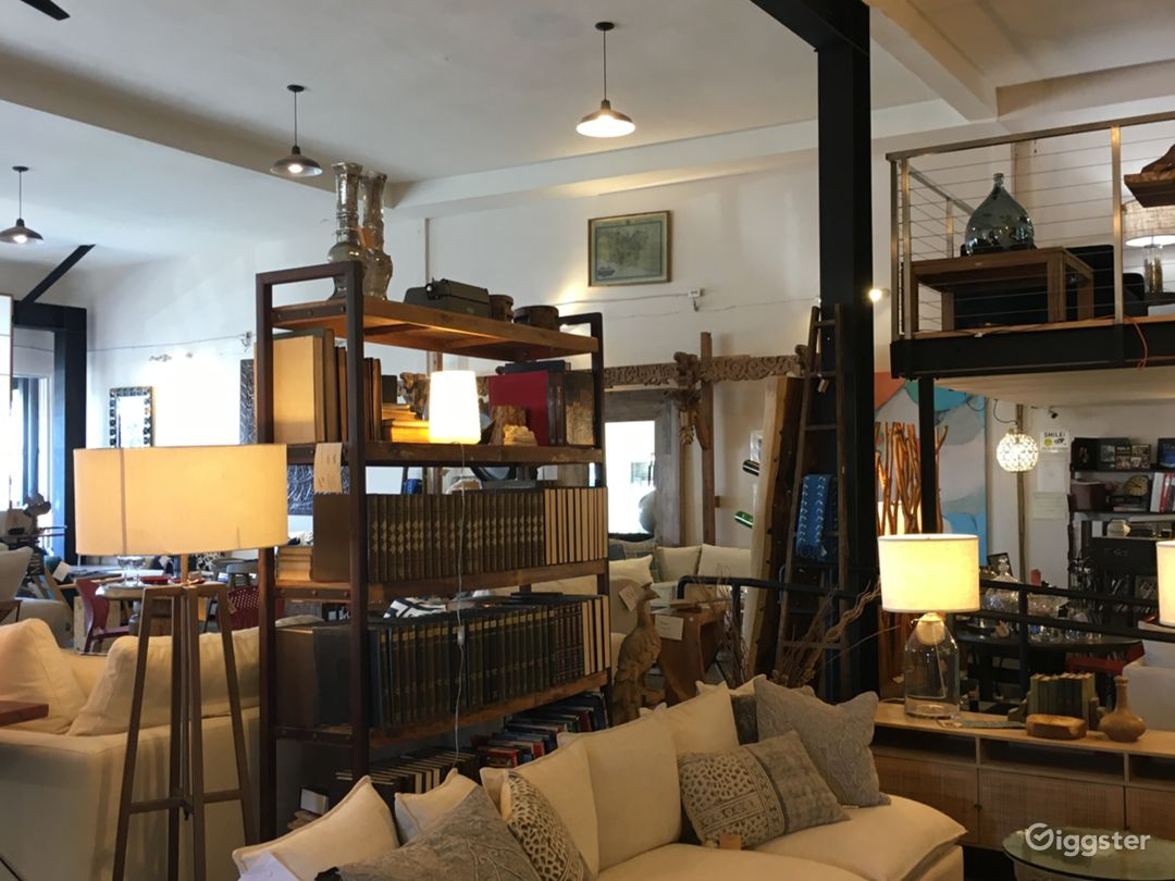 Large furniture store(2 story) in Santa Monica Photo 1