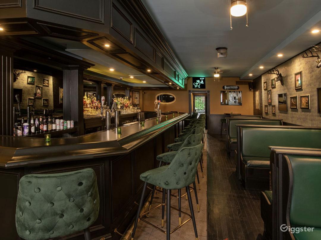 Speakeasy Cocktail Bar in Queens  Photo 1