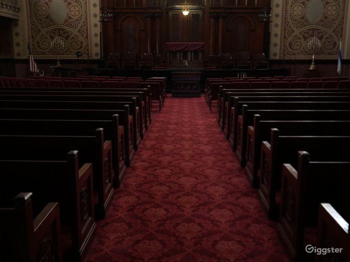 Grand and Historic Pre-1906 Religious Edifice  Photo 3