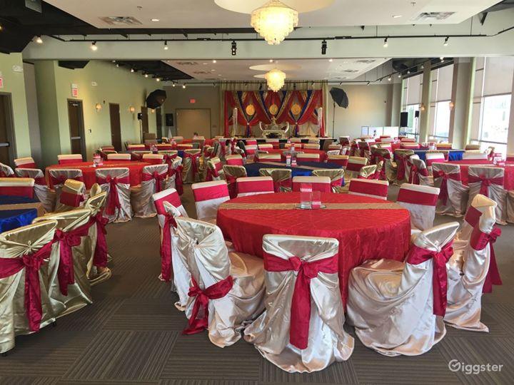 Cascades Overlook Event Center - Charming Half Grand Ballroom Photo 5