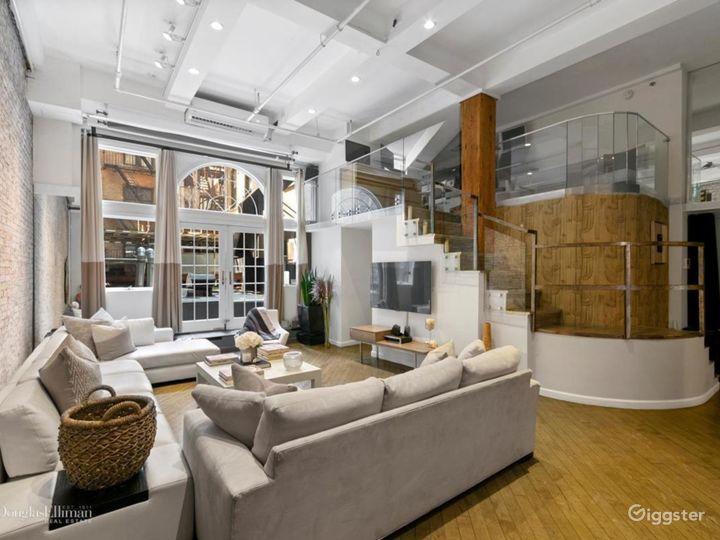 MidTown Flatiron Luxurious Photo Studio/Loft