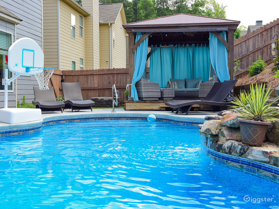 Acworth GA newly updated home with pool & 5 rooms Photo 4