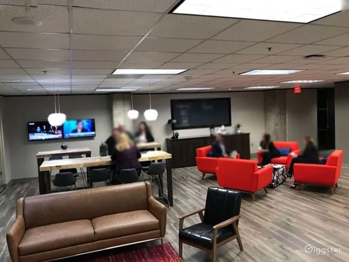 Modern and Amenity Rich Workspace in Dallas Photo 5