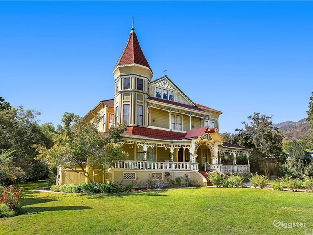 Historic Victorian Mansion - TMZ DTLA Photo 2