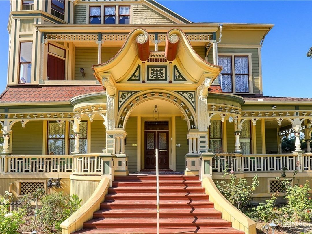 Historic Victorian Mansion - TMZ DTLA Photo 4