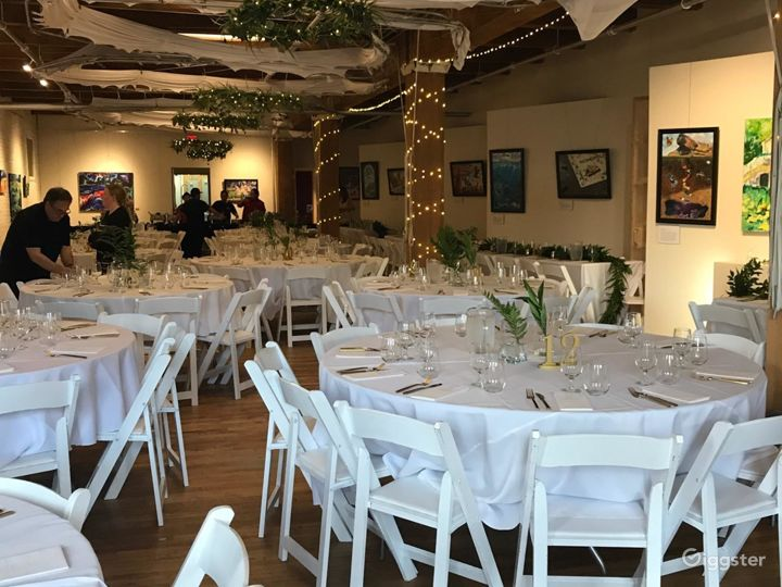 Rustic and Modern Event Space in Minneapolis Photo 3
