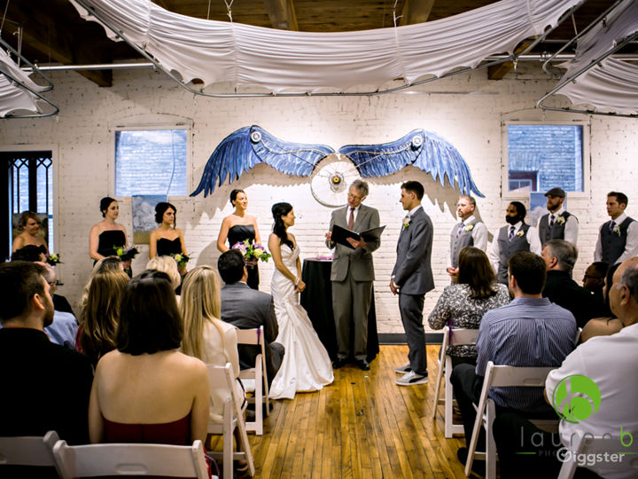 Rustic and Modern Event Space in Minneapolis Photo 2
