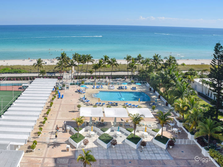 Enjoy the Breathtaking Views at Our Oceanfront Pool Photo 4