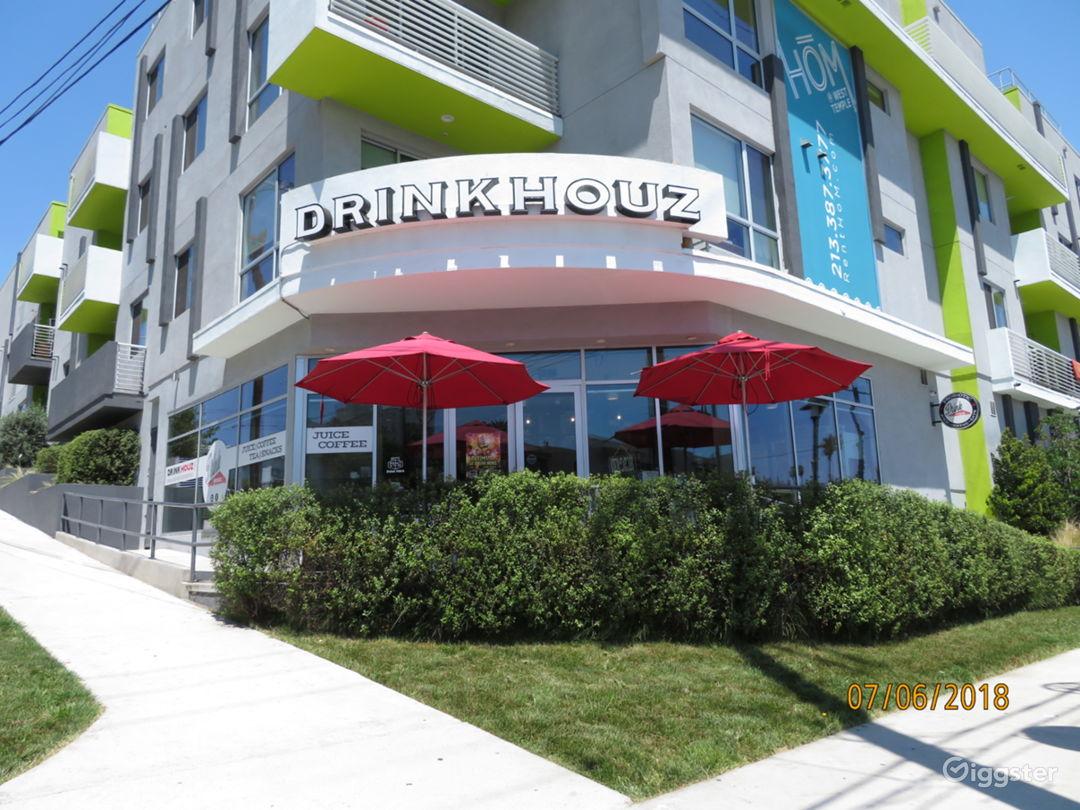 Modern Cafe near Downtown Photo 1