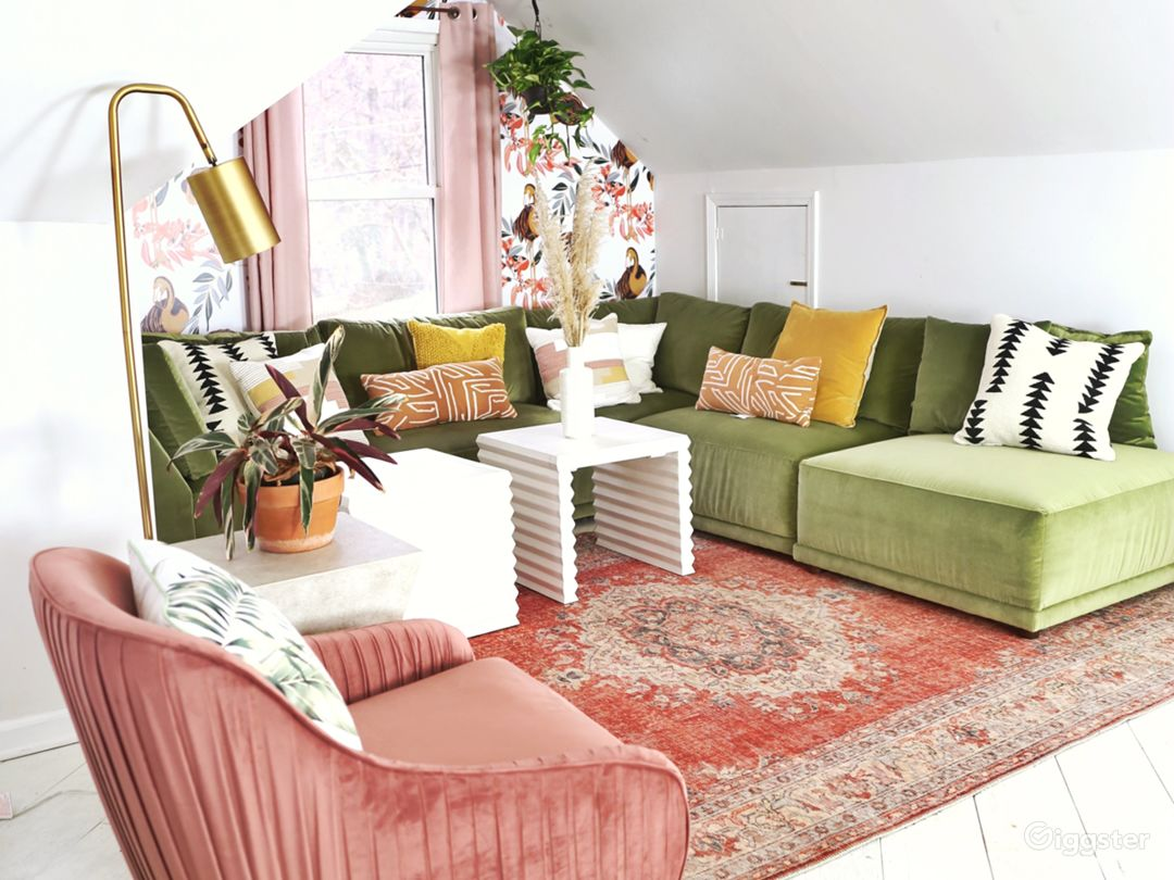 Designer Boho Home Photo 5