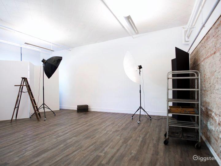 Beautiful Photography/Videography Studio