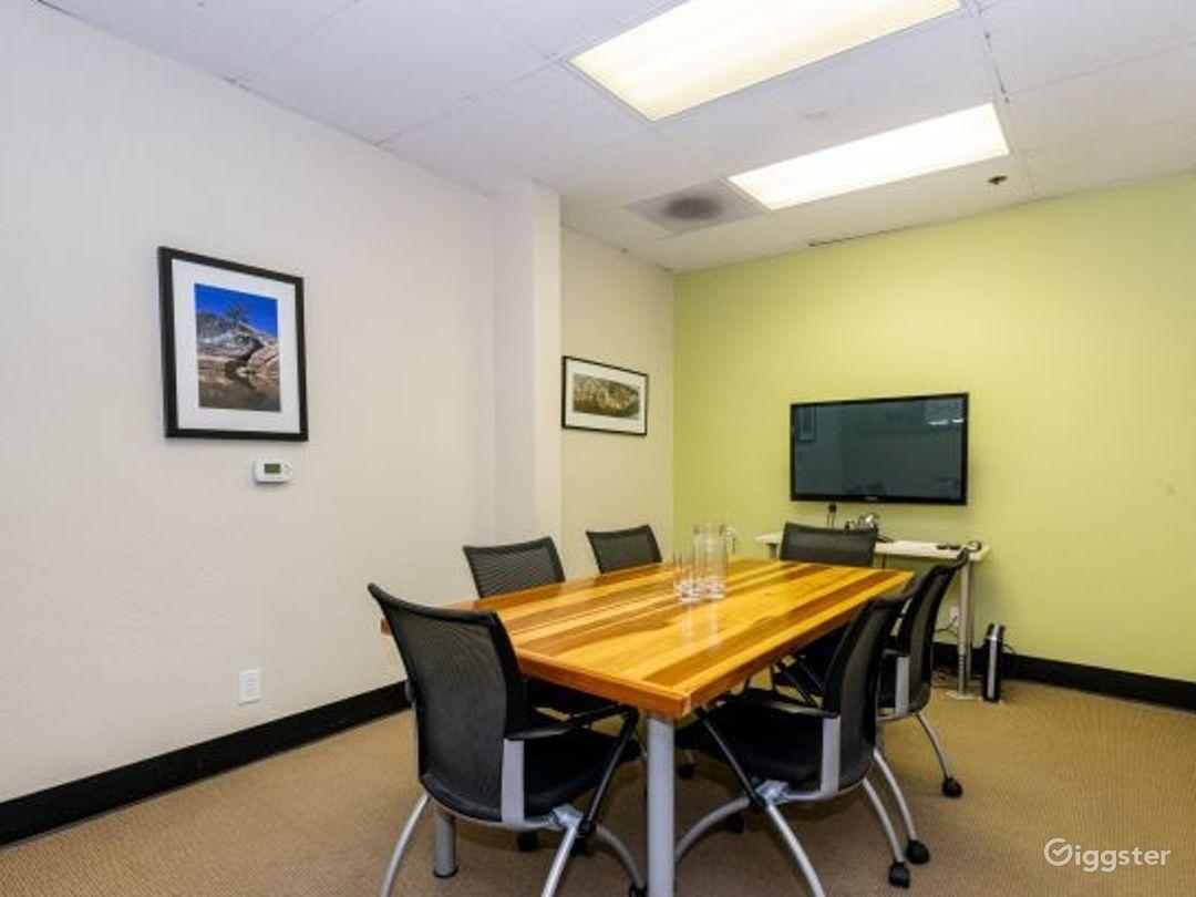 Small Conference Room in Los Gatos Photo 1