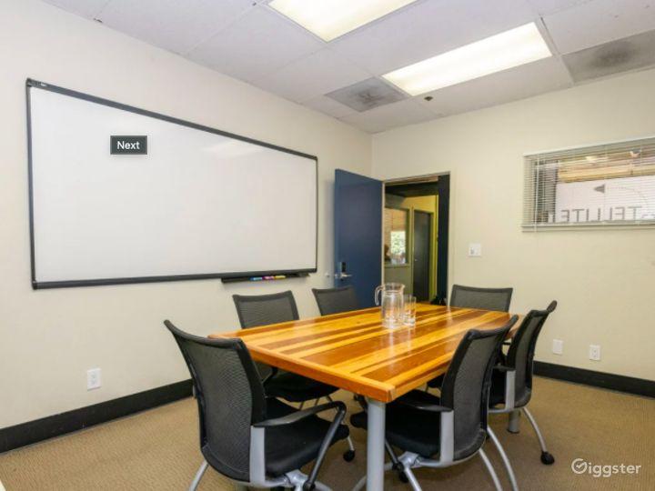 Small Conference Room in Los Gatos Photo 2