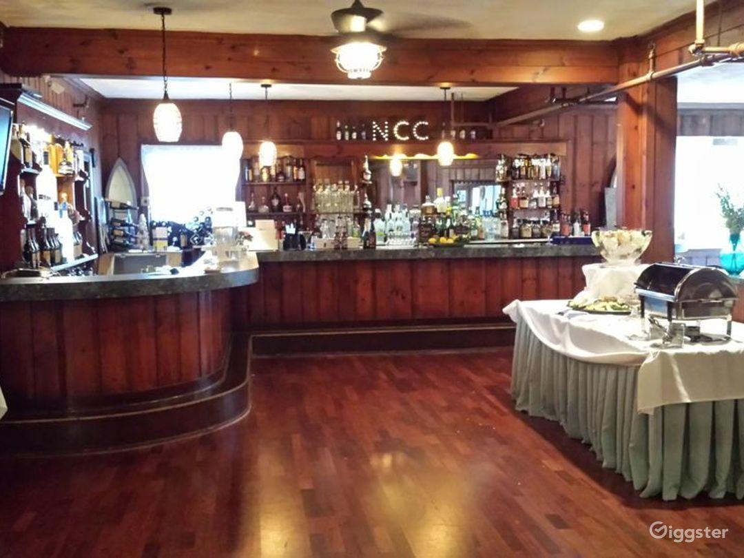 Fancy Main Bar Space   Photo 1