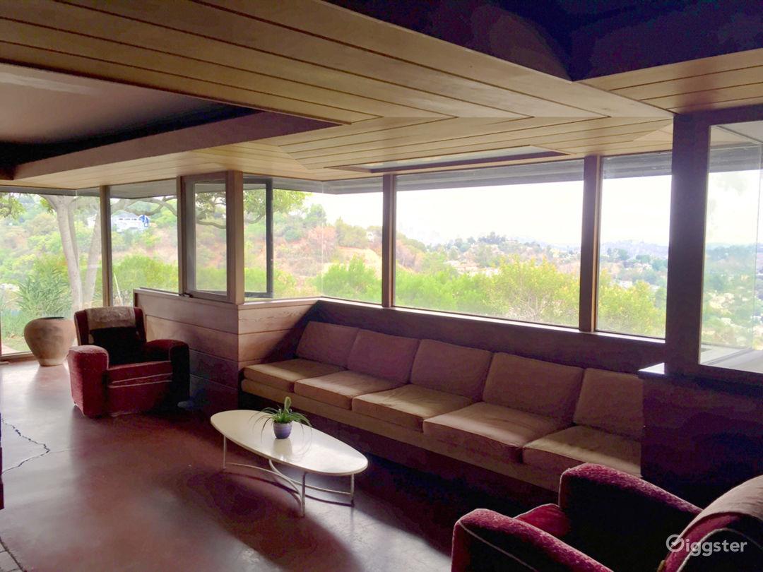 Historic Landmark: Midcentury Architectural Home Photo 5