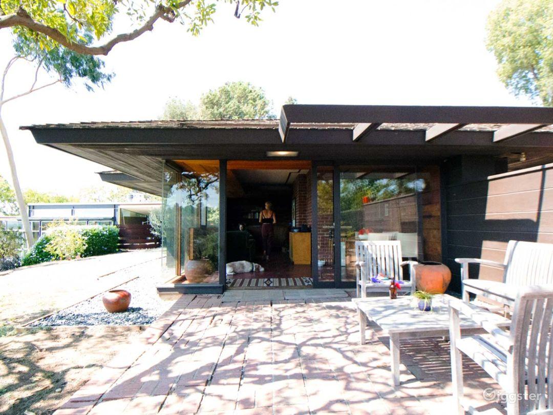 Historic Landmark: Midcentury Architectural Home Photo 1
