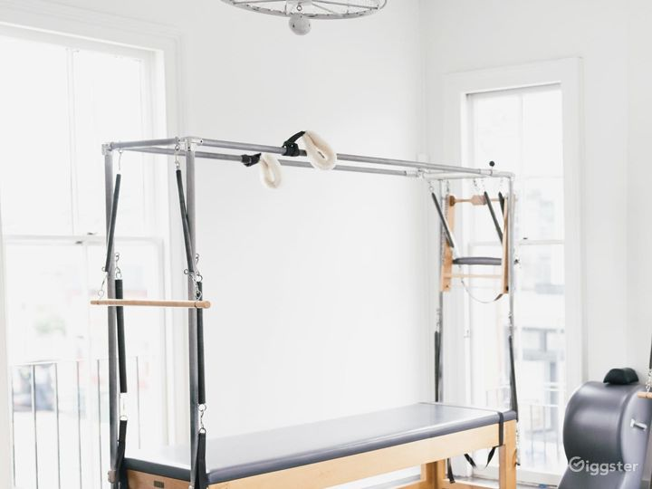 Graceful Studio Space for Pilates & Yoga Photo 2