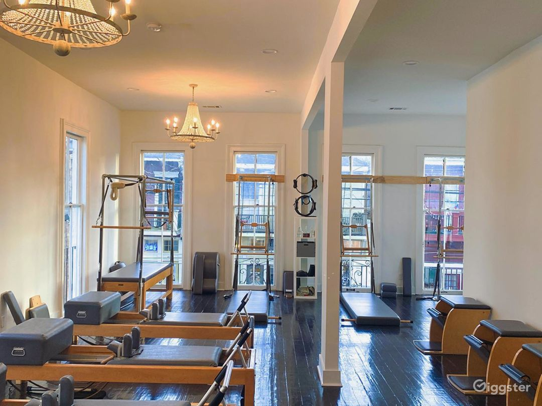 Graceful Studio Space for Pilates & Yoga Photo 1