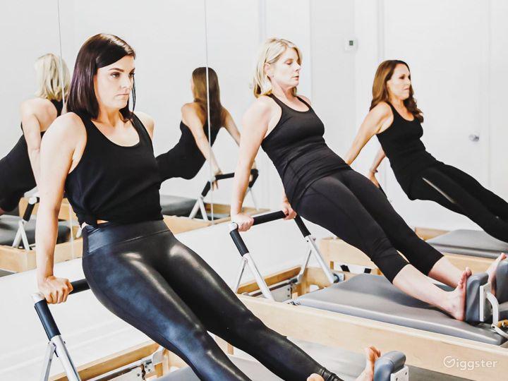 Graceful Studio Space for Pilates & Yoga Photo 5