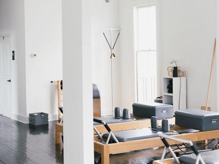 Graceful Studio Space for Pilates & Yoga Photo 3