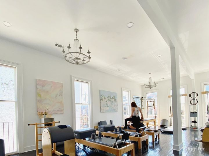 Graceful Studio Space for Pilates & Yoga Photo 4