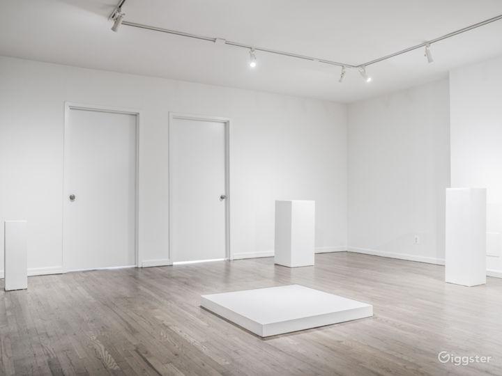 Brand New Bushwick Gallery and Art Space