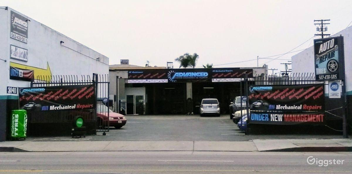 Auto Shop For Rent Near Me >> Auto Repair Shop