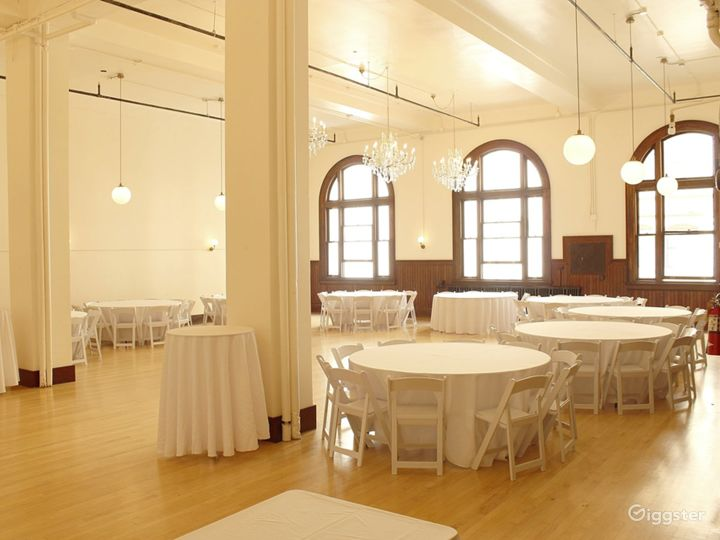 Historic Postal Office Warehouse Event Space Photo 3