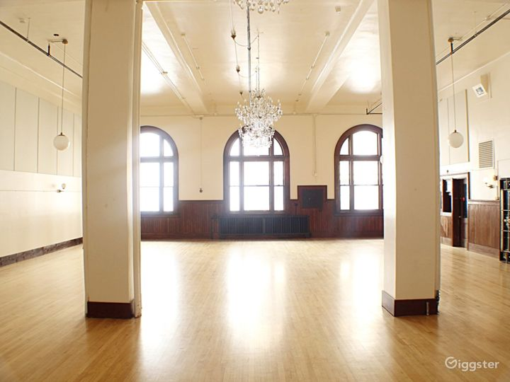 Historic Postal Office Warehouse Event Space Photo 5
