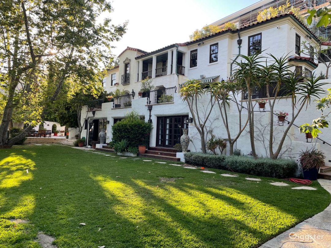 Hollywood Mansion Photo 1
