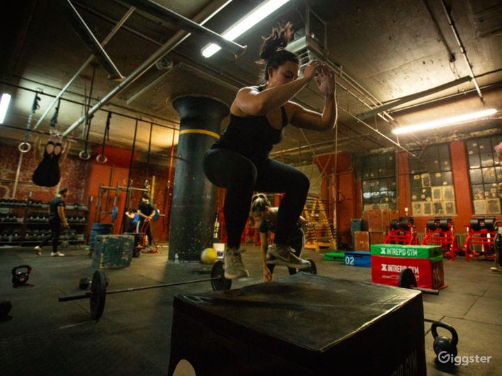 Spacious Gym in Hoboken Photo 2