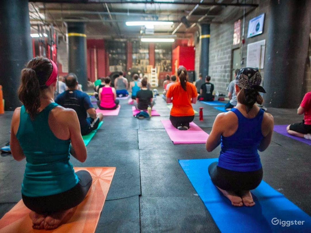 Spacious Gym in Hoboken Photo 1