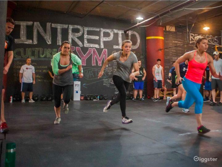 Spacious Gym in Hoboken Photo 4