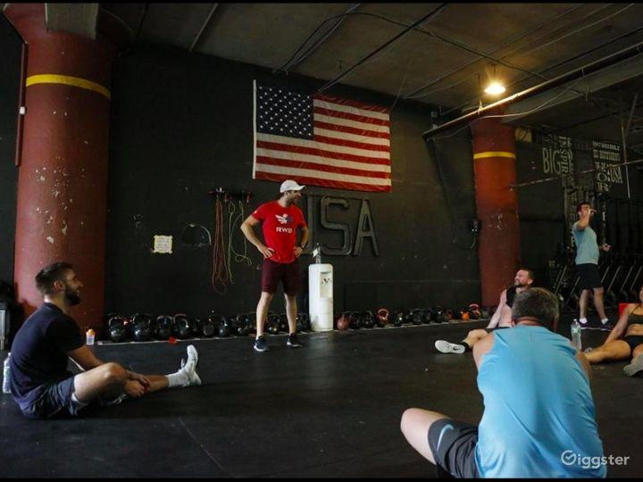 Spacious Gym in Hoboken Photo 5