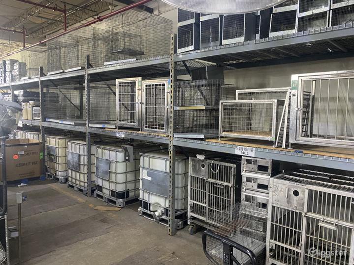 Scientific and Laboratory Props Warehouse Photo 4