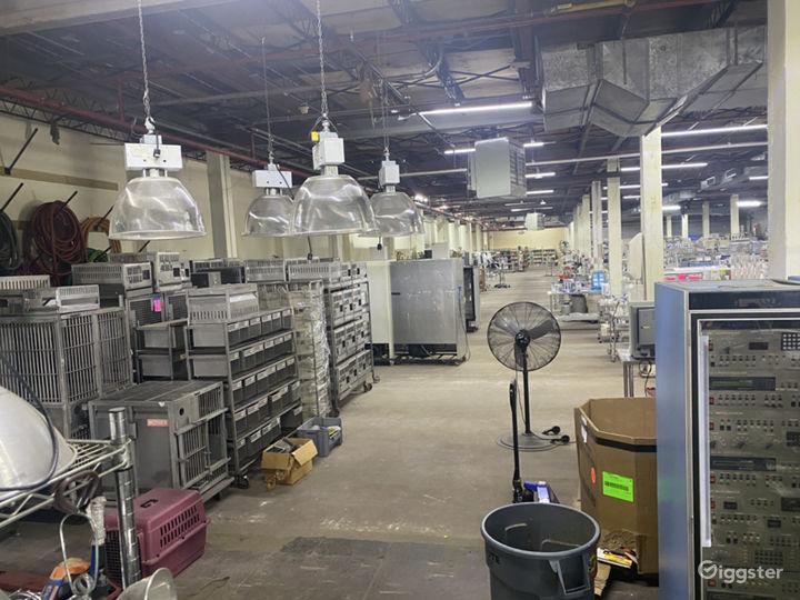 Scientific and Laboratory Props Warehouse Photo 3