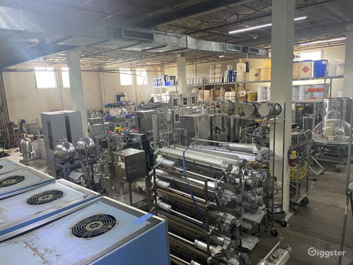 Scientific and Laboratory Props Warehouse Photo 5