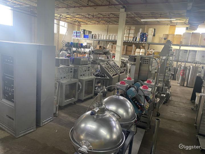 Scientific and Laboratory Props Warehouse Photo 2