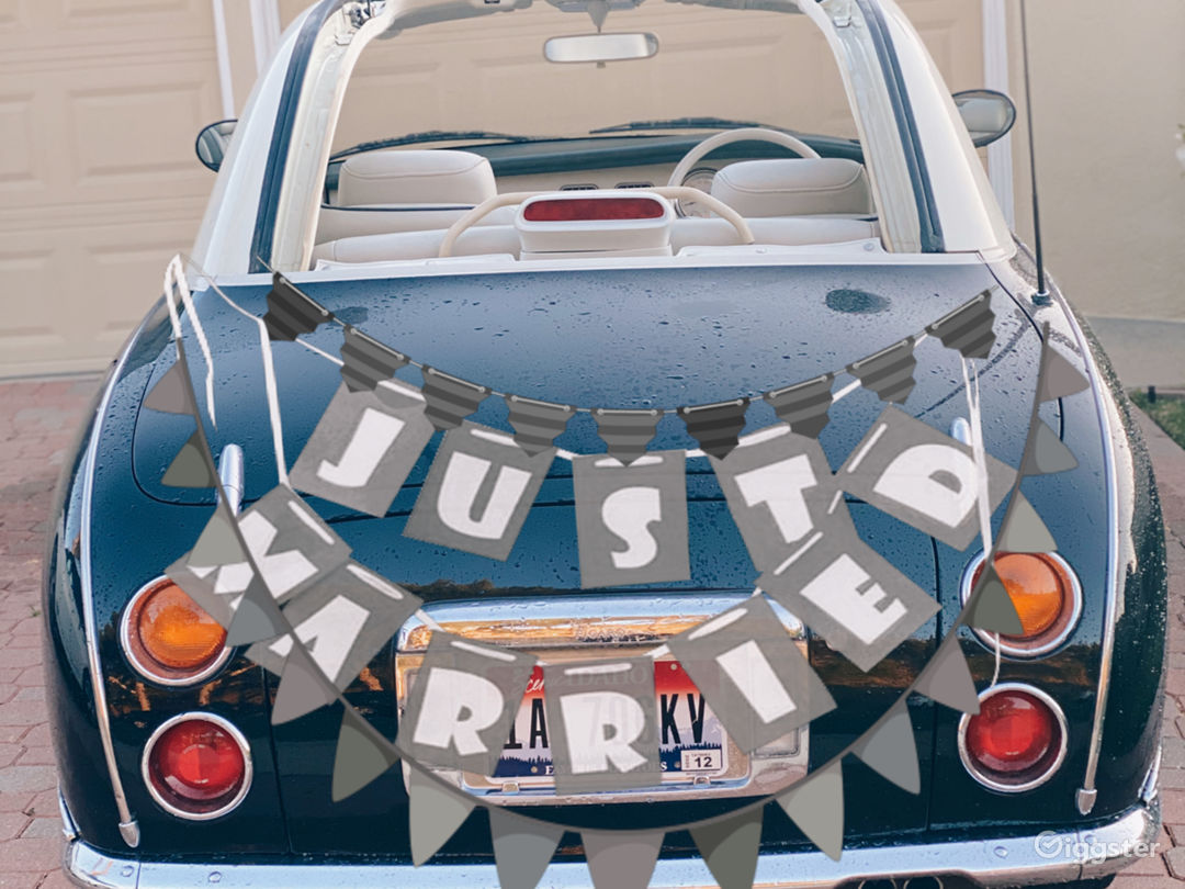 Little Lucy the Nissan Figaro Photo 3