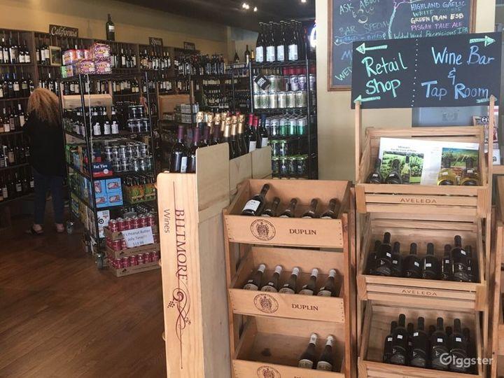 Chic Wine Store in Asheville Photo 4