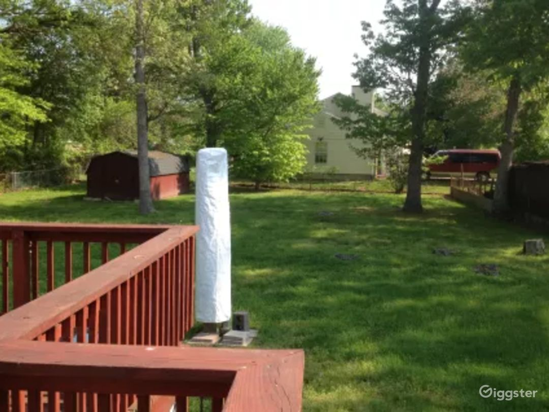 Perfect Outdoor Space, Large and Open Photo 1