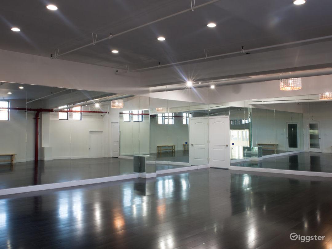 Dance & Rehearsal Studio C Photo 1