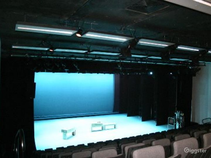 Dance studio and performance theater:Location 4120 Photo 3