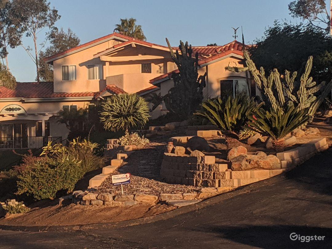 Fallbrook Italian Villa Photo 1