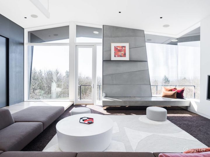 Skyline Skylab Stunning Modern Home